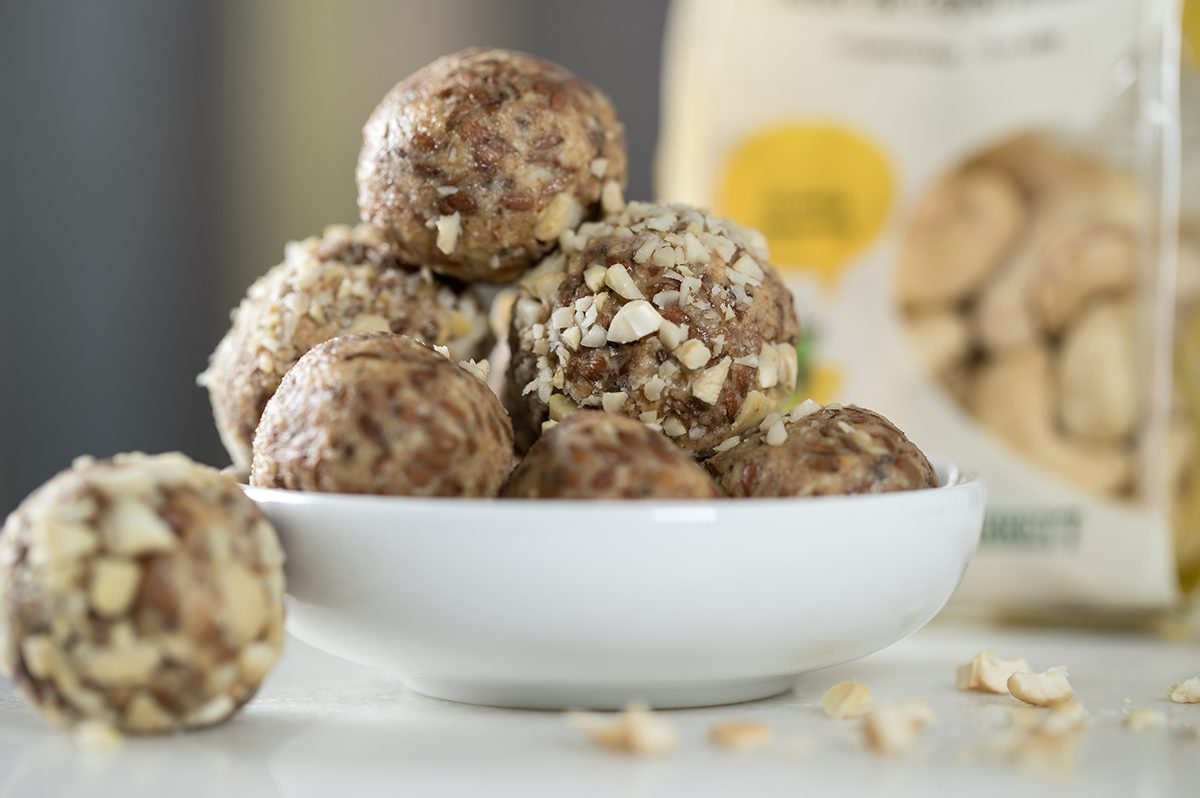 Low-Carb-After-workout-Balls Die besten Low Carb Rezepte ohne Kohlenhydrate